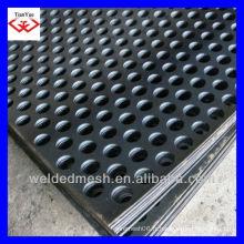 Fabricant de panneaux de métaux perforés en acier à faible teneur en carbone (ISO 9001: 2000) Choix de qualité
