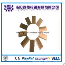 Tungstênio carboneto (WCu) folha em liga de cobre