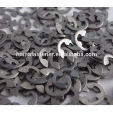 Circlips en acier inoxydable m1.5 de m2, circlips personnalisés DIN471 circlips extérieurs