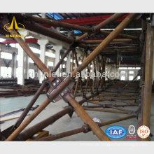 Power Distribution Tubular Steel Pole