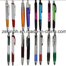 Bolígrafos promocionales con logotipo personalizado impreso