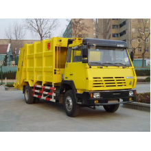 Sinotruk HOWO Rear Garbage Truck 4X2