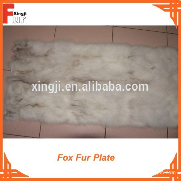Chinese Grade Fox Fur Plate