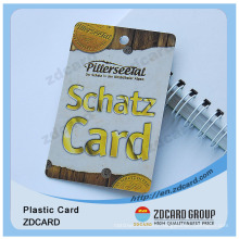 Printable PVC Inkjet Number Blank Magnetic Stripe Smart Card