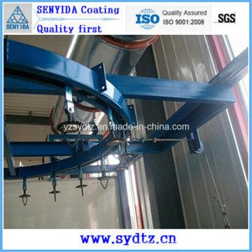 Hot Powder Coating Machine / Ausrüstung / Malerei Linie für Hanging