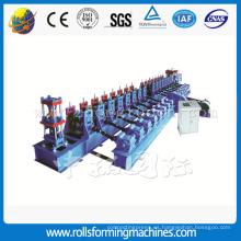 Highway Guardrail Steel Sheet Máquina formadora de rollos
