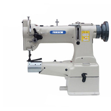 Single Needle Cylinder Bed Unison Feed Chodząca stopa Heavy Duty Leather Sewing Machine