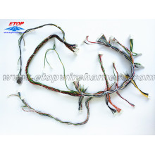 Game machine main wire assemblies