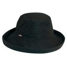 Mode Frauen Breiter Krempe Bucket Hat