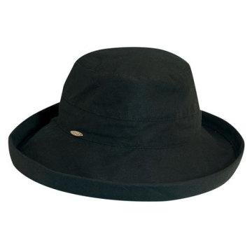 Fashion Women′s Wide Brim Bucket Hat