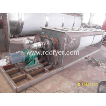 Hollow-blade City Sludge Drying Equipment