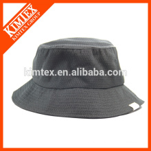 OEM custom bucket hat,100% Nylon wide brim plain bucket hat wholesale