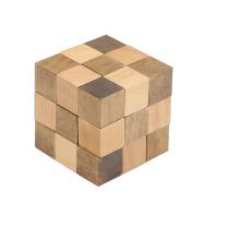 Wooden Magic Cubic Block Game (CB1116)