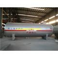 45cbm Bulk LPG Gas Bullet Tanks