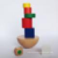 Brain Teaser IQ Jogo de puzzle Jogo de equilíbrio de madeira para presentes