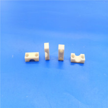 Machining Ceramic Parts Al2o3 Alumina Ceramic Terminal Block