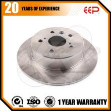 Plaque de frein à disque pour Toyota ES300 / RX300 / ACV10 42431-33050