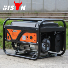 BISON CHINA Portable 7hp Motor Generator Benzin 50hz 110v