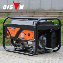 BISON CHINA Portable 7hp Engine Generator Gasoline 50hz 110v