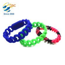 New Style Mix color braided bracelet Customized Ornaments