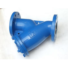 Double Flange Y Strainer, ANSI Class125 and 150
