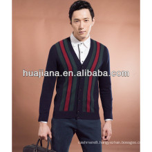2014 fashion men cachemire cardigan