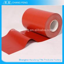 Großhandel angepasst guter Qualität Hochtemperatur Silikon beschichtete Glasfaser Tuch Kautschuk