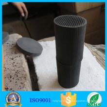 Medios del filtro del carbono del panal de la fuente de la fábrica con el precio bajo