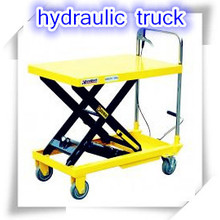 Capacity Loading 150kg Hydraulic Lift Truck