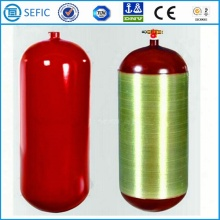 90L High Pressure Seamless Steel CNG Cylinder (ISO356-90-20)