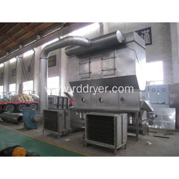 Tablet Granule Horizontal Fluid Bed Dryer