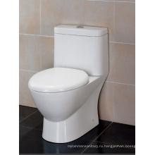 Сантехника Керамическая цельный туалет (TB346M/Л)