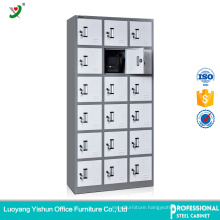 Factory direct Commercial small Gym metal Storage smart locker