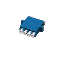 Factory made hot-sale for LC Adapter Duplex LC PC APC  Quad Adapter supply to Indonesia Factory