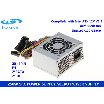 ezmax factory computer power supply smps 250w