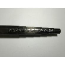 Rolo resistente à corrosão de 6K / 9K / 12K que envolve o tubo da fibra do carbono