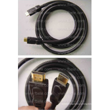 Cabo HDMI Cabo HDMI Longo Conector HDMI Fb08