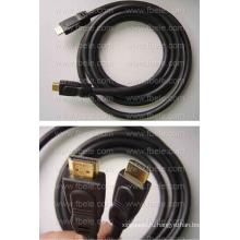 HDMI кабель длиной HDMI кабель HDMI разъем РШ08