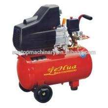 Mejor venta / 2HP 1.5KW 50L / compresor de aire del pistón portátil directo
