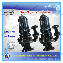 NSQ submersible pump for silt dredging sand dredging
