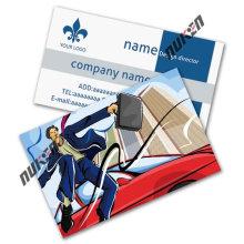 2015 tarjetas de felicitación lenticulares OEM para empresas