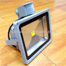 Huerler горячее сбывание водоустойчивое 100-240v 12-24v dc 10-320w ip65 напольное прожектор 50w прожектор (солнечный / датчик PIR / RGB / SMT)