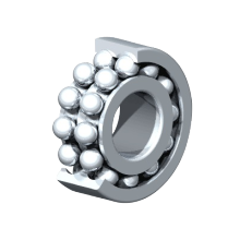 Ganda Baris Deep Groove Ball Bearing 63200 Series