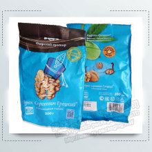 Walnuts Four Sides Sealing Gusset Pouches