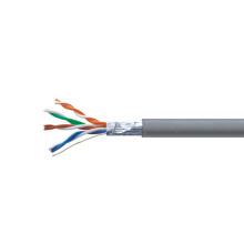 Cable de la red ethernet del cat5e del cobre desnudo de la alta calidad
