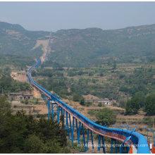 Ske Pipe Belt Conveyor, Tubular Conveyor Equipment