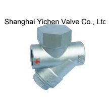 Purgeur de vapeur à disque haute pression soudé par douille (CS69H)