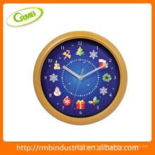 Horloge murale de Noël (RMB)