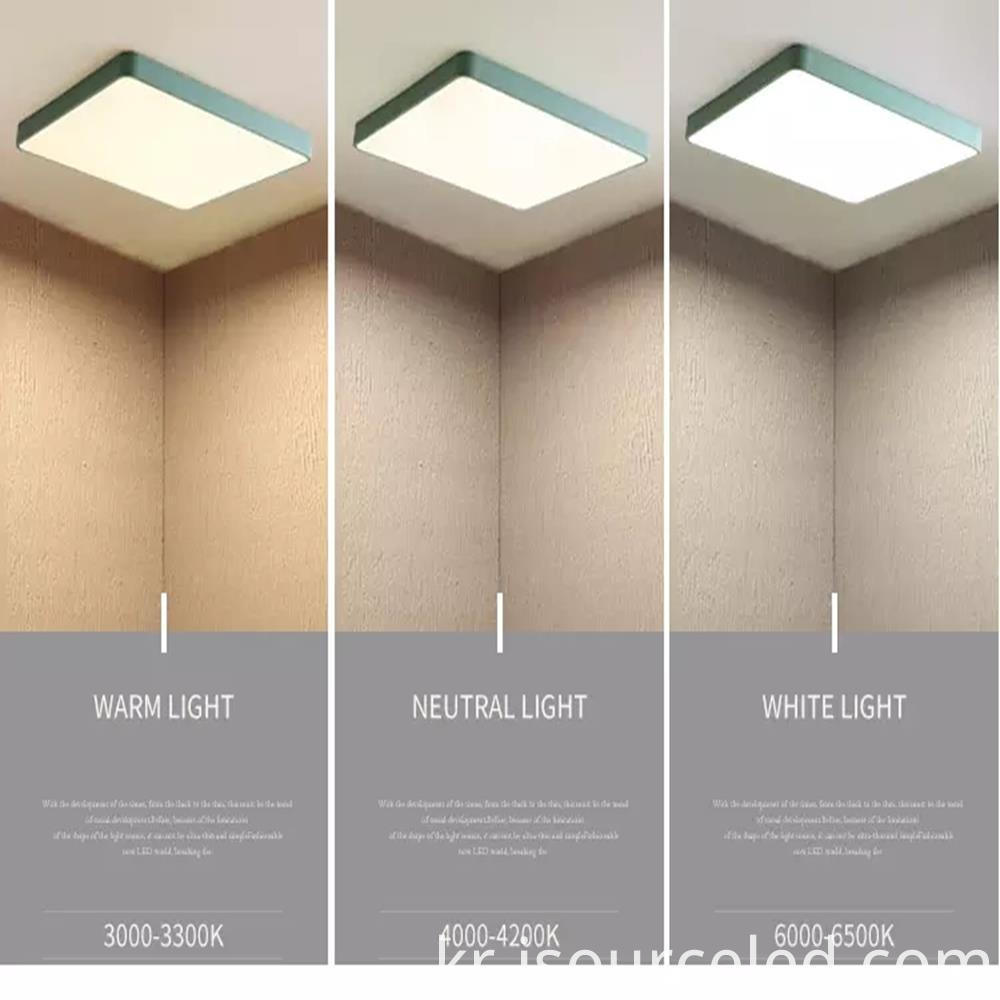 pop flat led ceiling light home depot 15w-35w