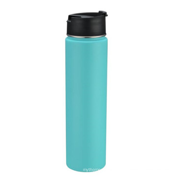 Outdoors Sports Thermos Flask Keeps Cold for 24 hours & Hot for 12 hours Stainless Steel Vacuum Insulated Water Bottle